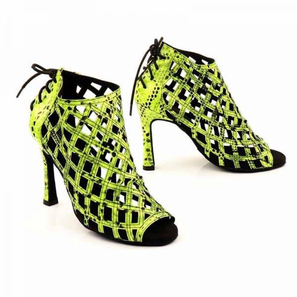GD095 Serpiente - Zapato de baile latino - Goldance Shoes