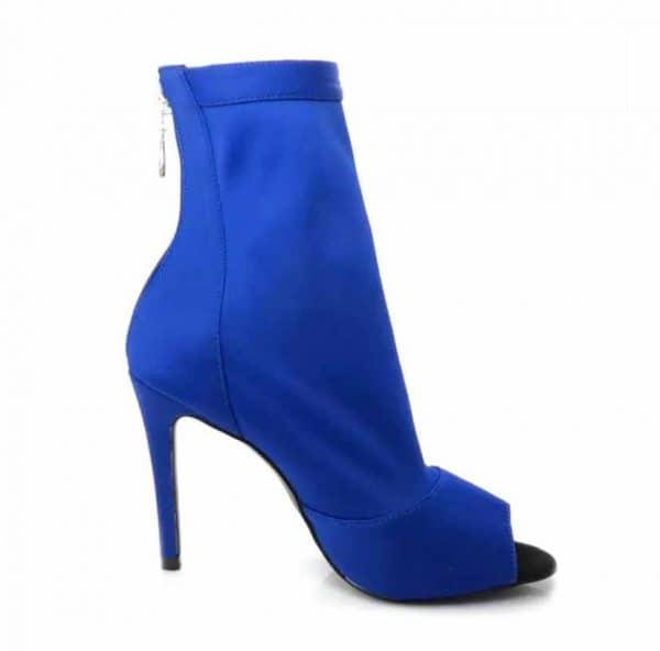 GD105 Azul - hells - Goldance Shoes perfil