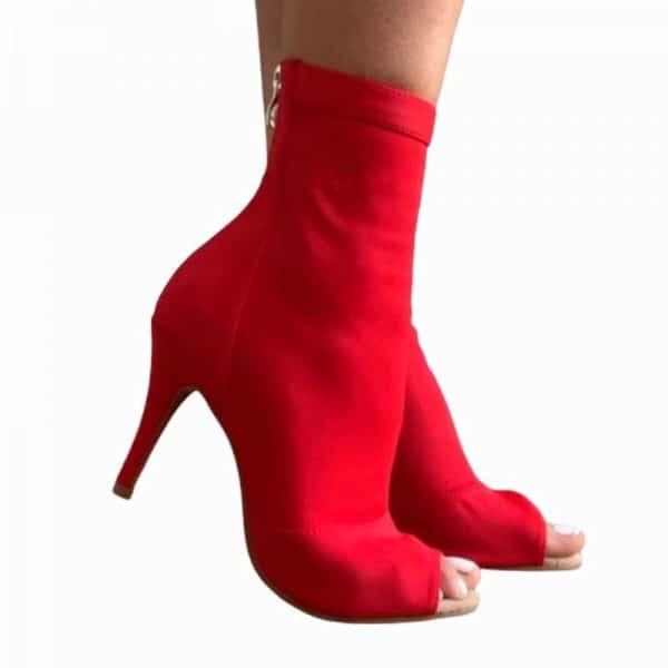 Goldance Shoes GD105 Rojo Colección Heels